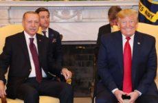 Эрдоган рассказал Трампу о причастности курдов к беспорядкам в США