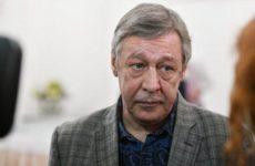 Актер Михаил Ефремов стал причиной ДТП в центре Москвы