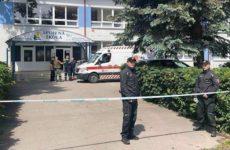 Двое погибли во время стрельбы в школе в Словакии