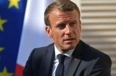 Макрон заявил, что Франция считает агрессию Турции в Ливии неприемлемой