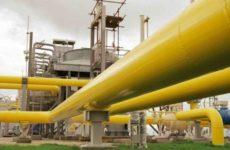 «Газпром» начал демонтаж трубопровода, идущего на Украину
