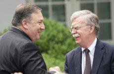 Госсекретарь США назвал Болтона предателем