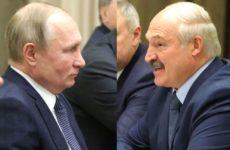 Лукашенко заверил, что в их с Путиным отношениях ничего «не искрит»