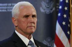 Вице-президент США отказался произносить лозунг Black Lives Matter