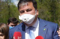 Саакашвили рассказал, как ходил по ночным клубам с Трампом