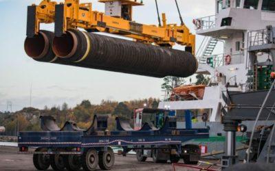 Берлин готовит ответные меры на санкции США по «Северному потоку — 2»