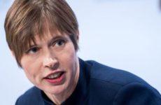 Глава Минфина Эстонии потребовал отставки Кальюлайд