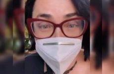 Лолита рассказала, как медицинская маска помогает привлекать ей молодых парней