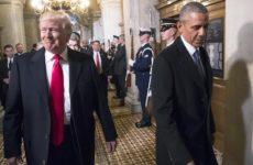 Трамп обвинил Обаму в слабости перед РФ
