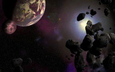 Ученые предложили бороться с глобальным потеплением с помощью космической пыли