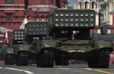 Китайское издание оценило «смертоносные машины» на параде Победы в Москве