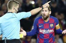 Месси собрался покинуть «Барселону»