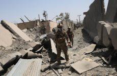 В Кабуле взорвалась заложенная в полицейском участке бомба