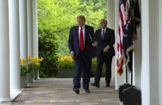 Трамп сообщил Конгрессу о выходе США из ВОЗ
