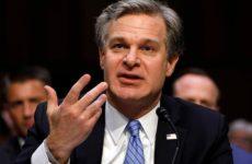 Директор ФБР назвал Китай главной угрозой для Штатов