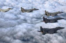 Пентагон заказал Boeing первые истребители F-15EX для гиперзвукового оружия