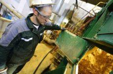 Доход России от экспорта золота впервые превысил выручку от продажи газа