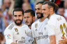 «Реал» досрочно выиграл чемпионат Испании по футболу