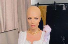 Наталья Подольская шокировала поклонников лысой головой