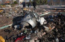 Иран отправил во Францию черные ящики сбитого в Тегеране украинского самолета