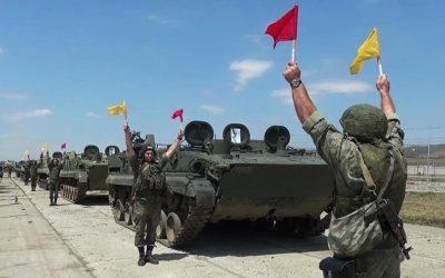 НАТО осудило проверку боеготовности войск России