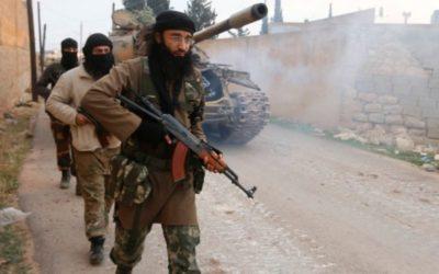 Турция готовит переброску сирийских боевиков в Азербайджан