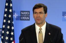 Глава Пентагона призвал укреплять НАТО для сдерживания РФ и Китая
