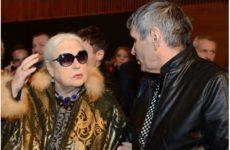 Федосеева-Шукшина решила отсудить у Алибасова свою квартиру