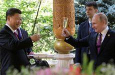 Times: Си и Путин ставят на упадок Запада