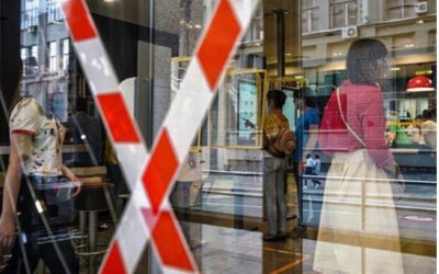 Оценены потери экономики России из-за самоизоляции
