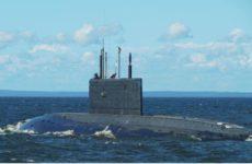Шведов поразило величие российской подлодки в проливе Эресунн