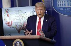 Трамп предрек наступление «золотого века» для США