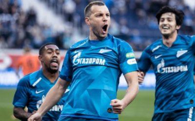Дзюба подписал новый двухлетний контракт с «Зенитом»
