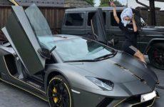 Настя Ивлеева купила Lamborghini за 20 млн рублей