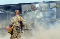 Армения привела вооруженные силы в высокую степень боевой готовности
