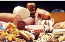 Названа диета при повышенном уровне холестерина
