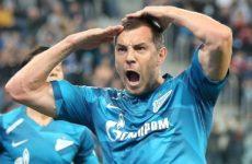 Дзюба признан лучшим футболистом чемпионата России