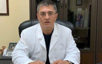 Доктор Мясников озвучил два сценария развития пандемии