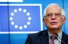 Евросоюз начал работу над санкциями против Белоруссии