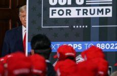 Трамп призвал перенести на более ранний срок его дебаты с Байденом