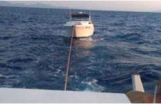 Турецкая катерная экскурсия закончилась кораблекрушением