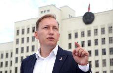 Бывший кандидат Дмитриев оспорит итоги выборов в Верховном суде Белоруссии