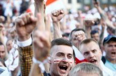 Президент Германии призвал Лукашенко к диалогу с протестующими