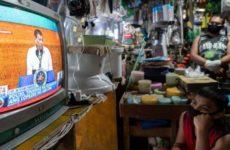 CNN: Дутерте просит «друзей» Россию и Китай о кредите на вакцину от коронавируса