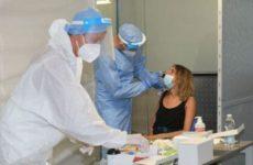 В Италии зафиксировали рекорд за три месяца по заражению коронавирусом