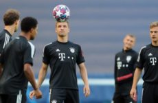 «Бавария» одержала победу в Лиге чемпионов