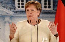 В Германии признали, что Меркель уступает Путину как политик
