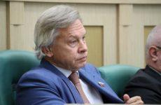 Пушков оценил возможность вхождения Белоруссии в состав РФ