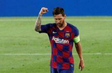 Стало известно о согласии «Барселоны» расстаться с Месси