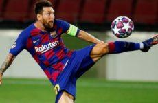 Отец Месси проведет переговоры с руководством «Барселоны»
